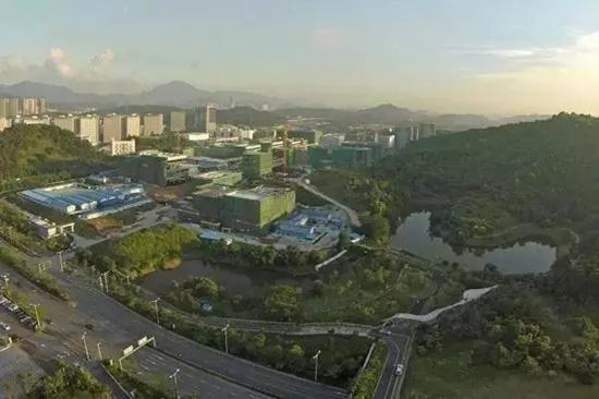 深圳大学城pk赛 哪里是深圳的智慧中心?