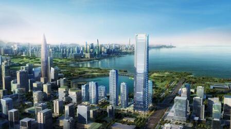 最为繁华的滨海湾区,纽约长岛湾,洛杉矶湾,东京湾莫不如此,犹如湾区