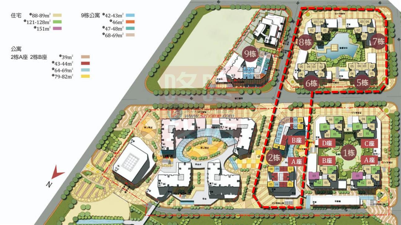 龙城公园平面图手绘