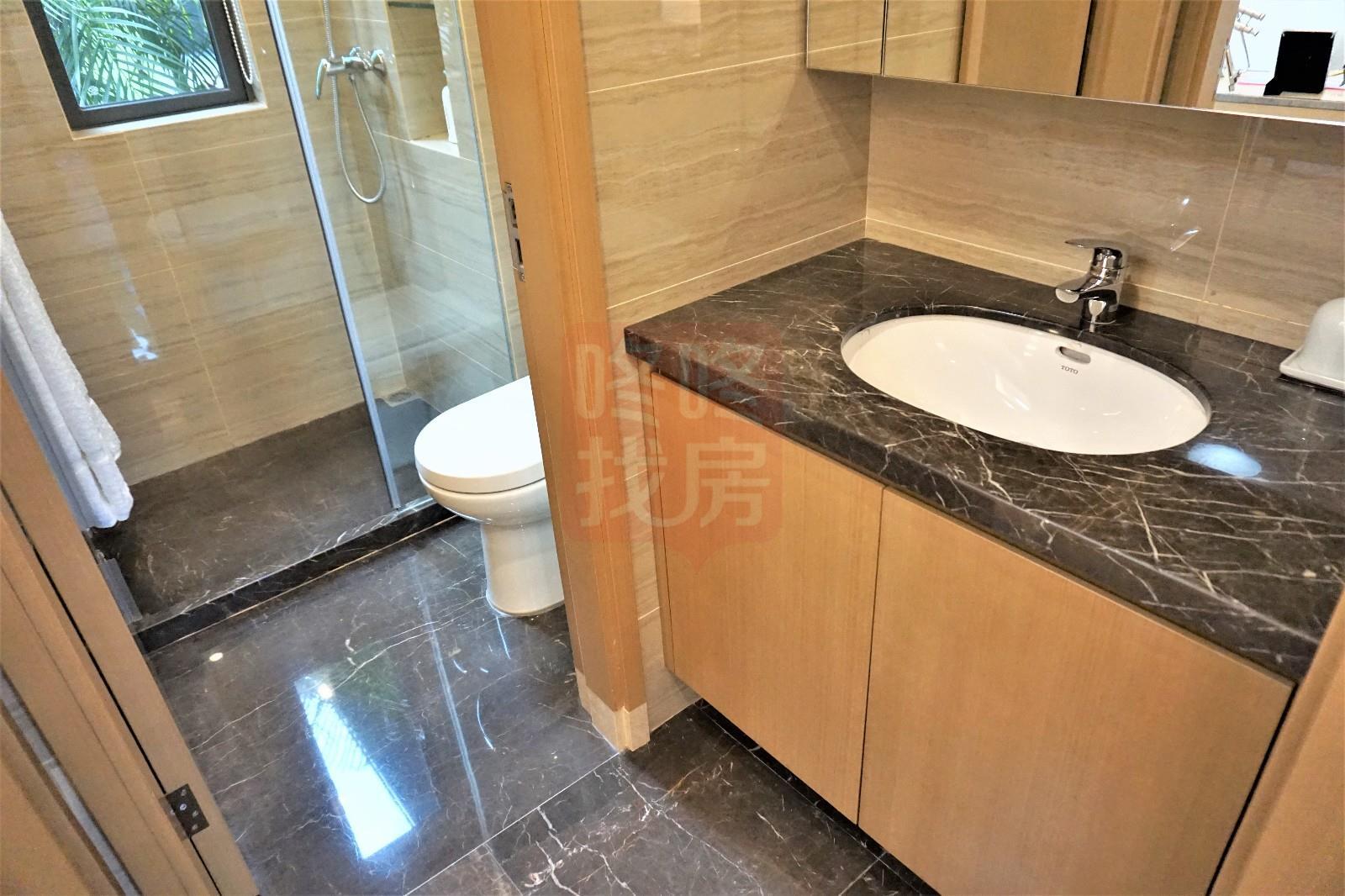 洗手间做到完全干湿分离
