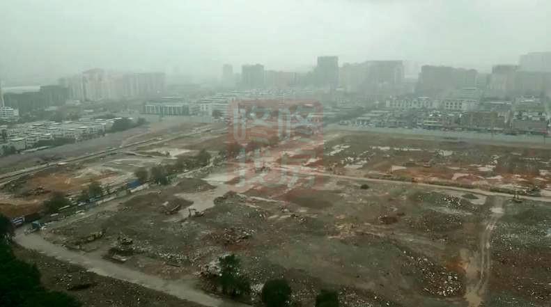 马安规划图工业区