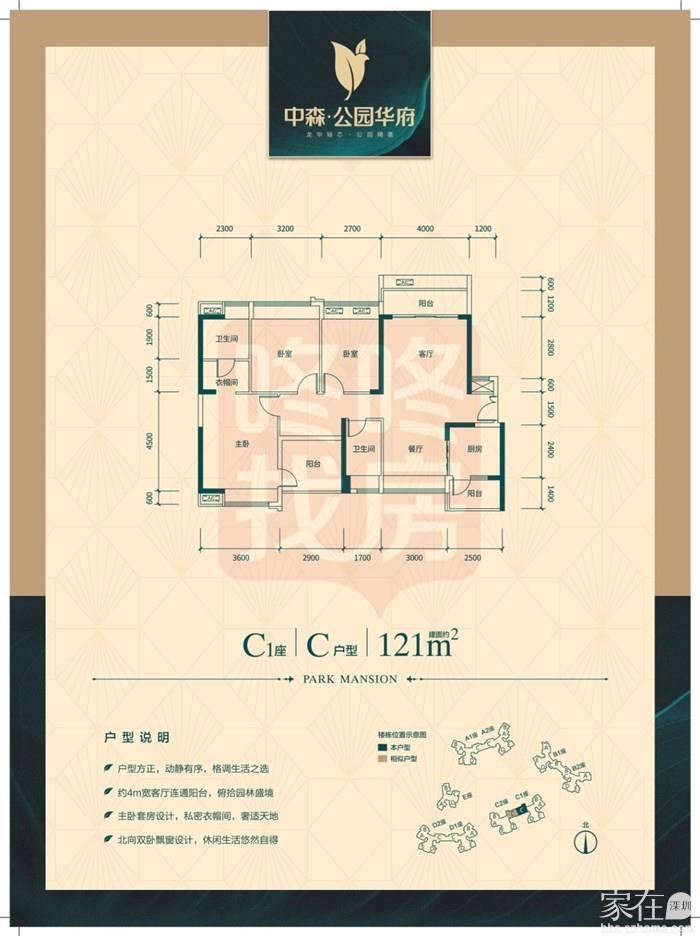 中森公园华府获批预售,均价4.66万/㎡推1005套