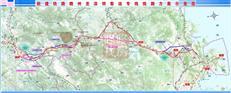 赣深高铁已经正式启动 设计时速350公里/小时