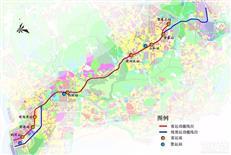 """深惠城际线争取""""十三五""""期间开建"""