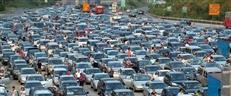 长深高速惠州段上榜易堵缓行路段 高速返程正月初六最堵