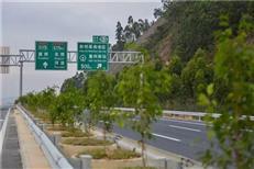 武深高速惠州段预计2018年底建成 经过龙门博罗两县