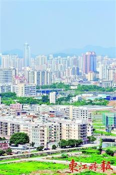 惠州房地产监管新政落地10天 旺区看房客未减