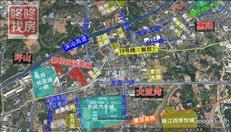 【惠湾航拍2】紧邻坪山 14号线沿线新盘碧桂园深荟城