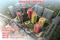 【惠阳楼评】白云新城区 保利阳光城二期解析