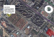 宝中别墅旁有养老院 规划500床位在建中