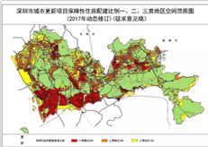 关于征求《深圳市城市更新项目保障性住房配建规定》修订意见通知