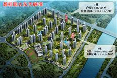 碧桂园太东天樾湾3栋和9栋备案199套房源 1.21-1.34万/㎡