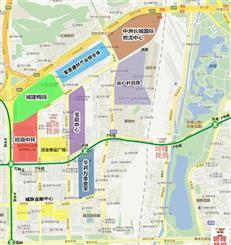 笋岗长城国际物流中心项目规划调整:新增加贡献用地9968.1平方米