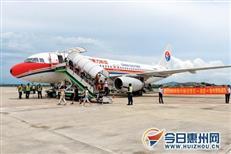 惠州机场路二期主车道今起通车 月底将增4条航线