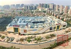 万众期待的万达广场下月开业!四大商业体改写惠湾新格局