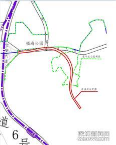 12号线新消息 赤湾停车场项目选址公示