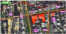罗湖金三角中心,深南路门户—兆鑫汇金广场航拍图解