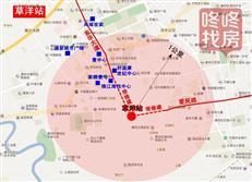 请收藏!14号线惠州段4站位置首度曝光(附1公里内楼盘表)