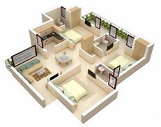 好消息!今后公共住房户型设计更合理,居住更方便!