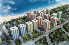 马尔代夫最大保障房项目 建材全从中国海上运输