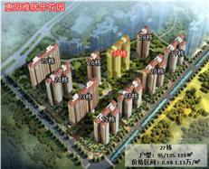 惠阳雅居乐花园备案27栋264套房源 0.98-1.13万/㎡