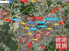半山刚需产品 评原松元头旧改 里城•玺樾山【规划篇】