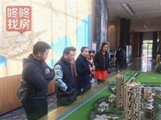 【看楼回顾】惠湾看楼第十一期 别墅大盘VS中心区高层探访