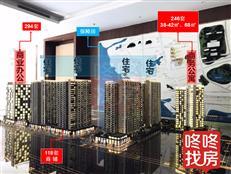 碧桂园深圳西部首盘  建面38-67㎡公寓户型分析【户型篇】