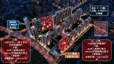 锦绣壹号备案11、14、16栋471套住宅 1.88-1.94万/㎡