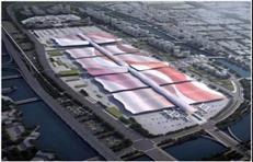 全球最大会展中心落地深圳 大空港经济发展逆天