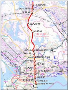 13号线详细规划 各站点及出入口分布大全
