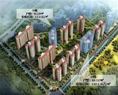 惠阳雅居乐花园备案20、26栋共388套住宅 均价1.09万/㎡