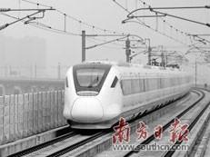 东莞轨道主动对接广深 赣深客专东莞段拟近期开建