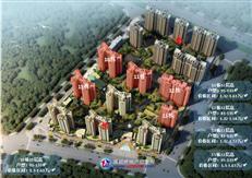 万城名座二期备案10、11、12、13、15栋840套房源 均价1.4万/㎡