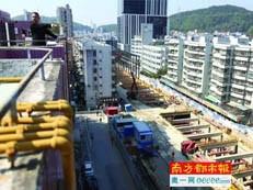 地铁施工致莲塘两栋住宅楼多处开裂、墙皮剥落、渗水?