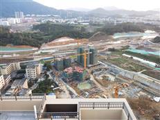 坪山将迈入大学时代,实探深圳技术大学(俯瞰奥园)-咚咚地产头条
