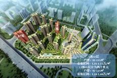 碧桂园深荟城备案5、17栋共363套住宅 均价1.42万/㎡