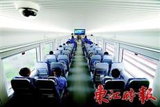 莞惠城轨全线开通让两地居民串门更频繁 来回只需40分钟