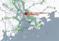 """重磅!前海之后,深圳又多了一个7.44平方公里""""海洋新城"""""""