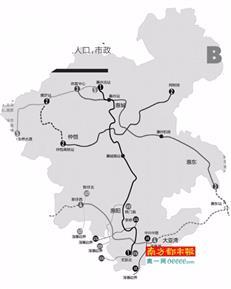 申报门槛将提高:市区常住人口不足 惠州地铁会泡汤吗?