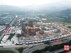 塘厦星河时代再度加推 备案均价约2.41万/m²