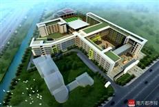6.25万平!深圳这所新学校提供3360个学位-咚咚地产头条