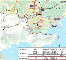 """深莞惠经济圈交通合作占""""重头"""" 给惠州带来哪些重磅利好"""
