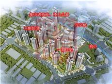 91万㎡规划双地铁口综合体 天汇城将推2期新品