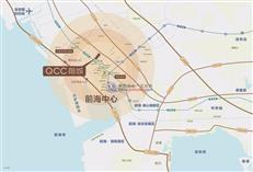 宝安地铁口综合体 宏发前城二期117-194㎡大户在售