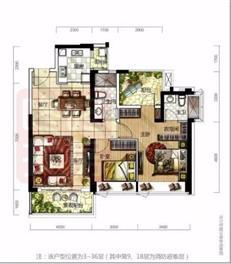 天健公馆备案165套住宅 均价约9.4万/㎡(附全套备案价格表)