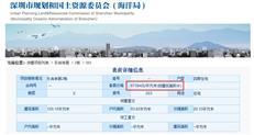 南头东关乐尚林居备案价公示 预售房源429套 均价约7.6万/平