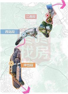 惠州规划新居住热点区域!惠新大道沿线将成门户形象区