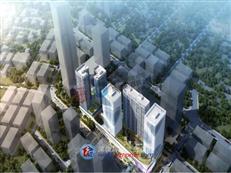 深业泰富广场公寓均价6.6万/㎡ 建面约37-84㎡户型分析