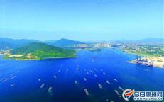广东100个最美观景拍摄点揭晓 大亚湾、盐洲岛等5景点入选